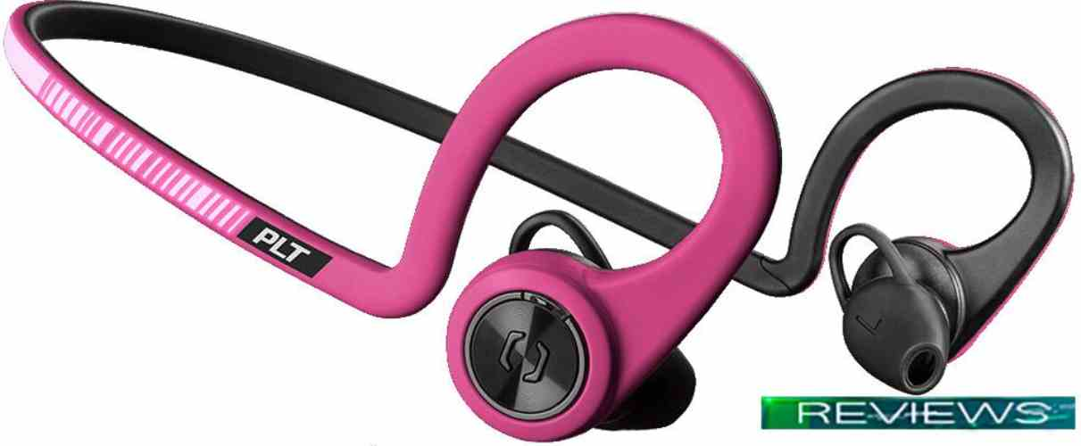 Plantronics BackBeat FIT (розовый) 206003