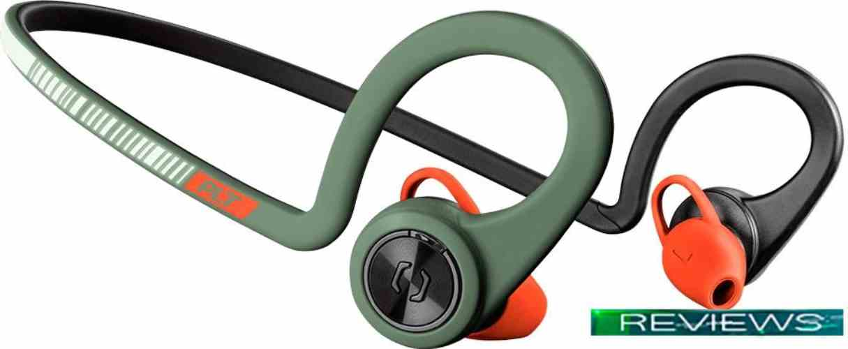 Plantronics BackBeat FIT (зеленый) 206004