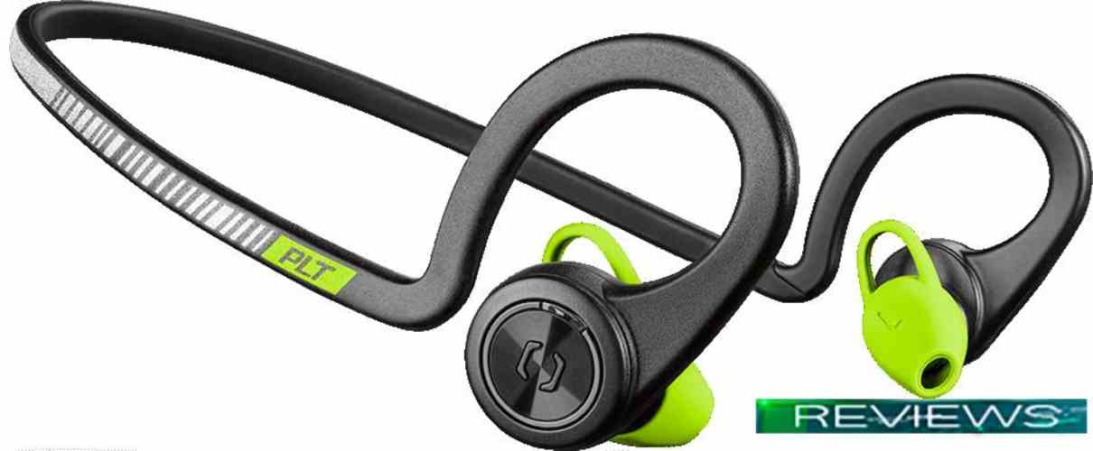 Plantronics BackBeat FIT (черный) 206005