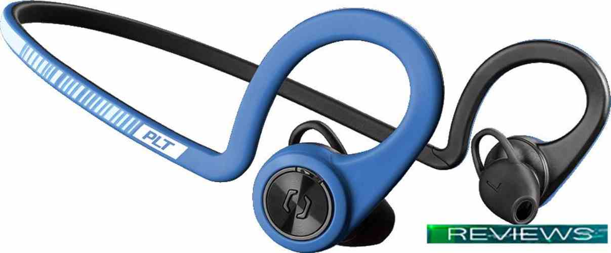 Plantronics BackBeat FIT (синий) 206001