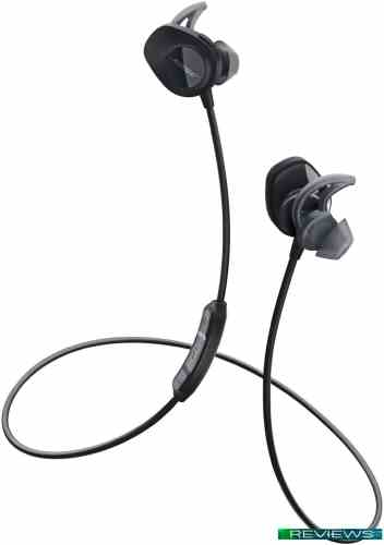 Bose SoundSport Wireless (черный)