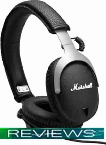 Marshall Monitor Steel
