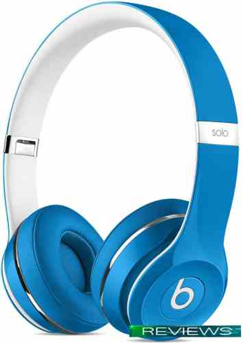 Beats Solo2 Luxe Edition (голубой) ML9F2