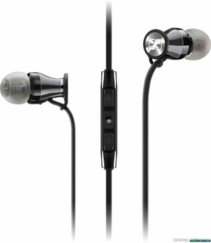 Sennheiser M2 IEI Black Chrome 506814