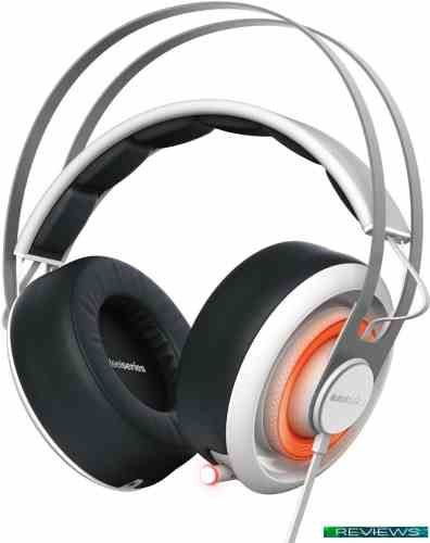 SteelSeries Siberia 650 (белый)