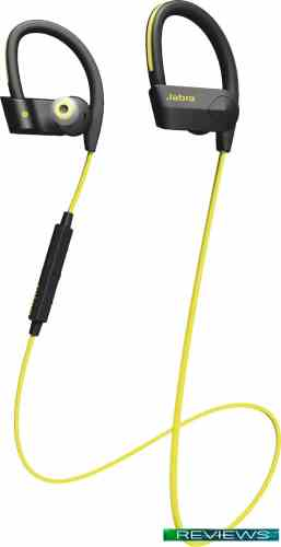 Наушники Jabra Sport Pace (желтый)