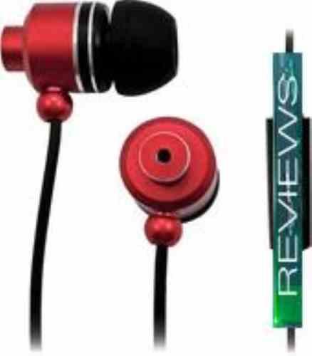 Наушники BBK EP-1530S Red