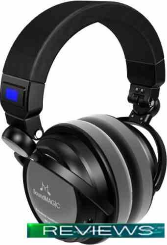 Наушники SoundMagic WP 10 Black-Grey