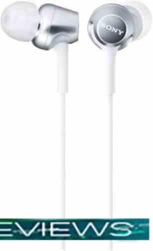 Наушники Sony MDR-EX250AP/W