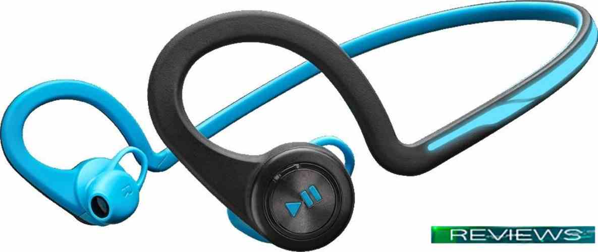 Наушники Plantronics BackBeat FIT Blue