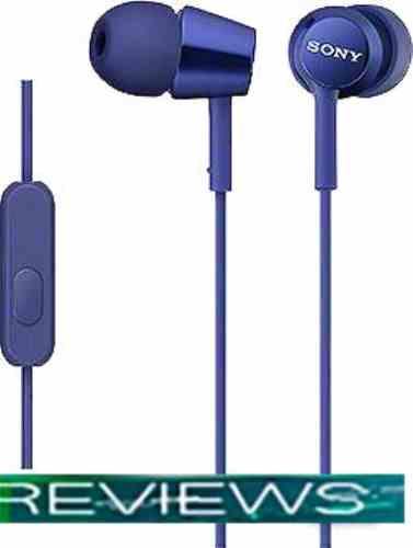Наушники Sony MDR-EX150AP/LI