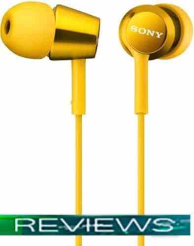 Наушники Sony MDR-EX150/Y