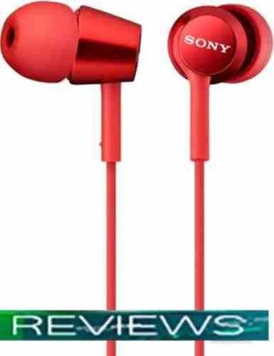 Наушники Sony MDR-EX150/R