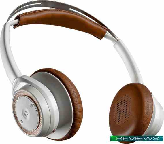 Plantronics Backbeat Sense White/Tan