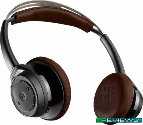 Plantronics Backbeat Sense Black/Espresso