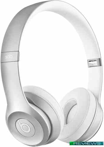 Beats Solo2 Wireless Silver