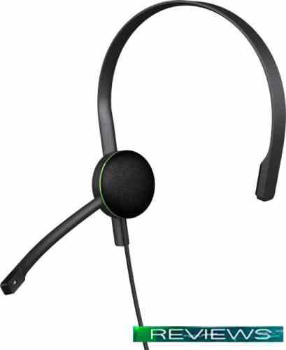 Наушники Microsoft Xbox One Chat Headset