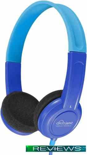 Наушники MEE audio KidJams (синий/голубой)