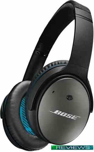 Наушники Bose QuietComfort 25 для Apple (черный)