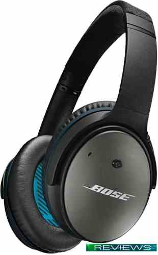 Bose QuietComfort 25 для Apple (черный)