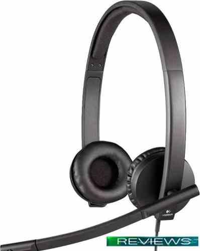 Наушники Logitech USB Headset Stereo H570e