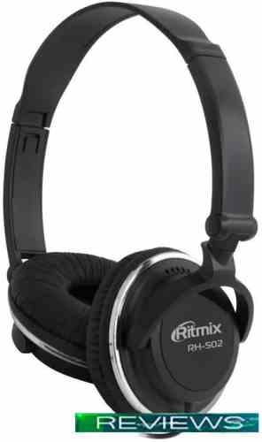 Наушники Ritmix RH-502