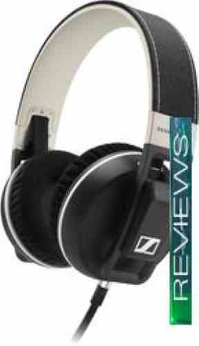 Наушники Sennheiser Urbanite XL Black iOS 506085