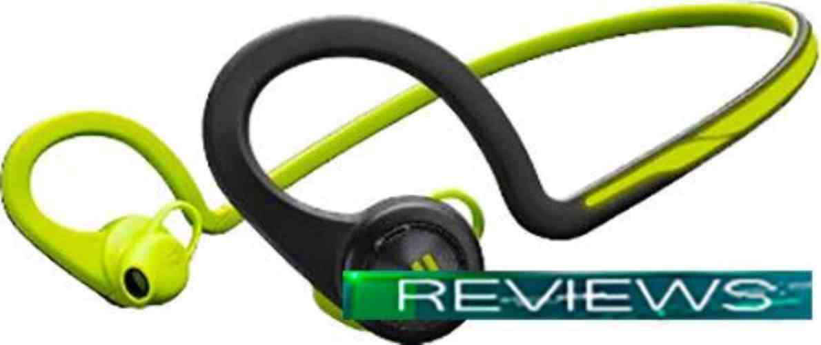 Наушники Plantronics BackBeat FIT Green