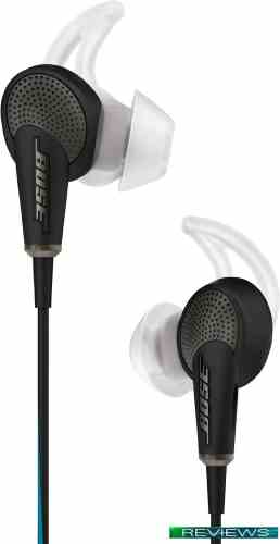 Bose QuietComfort 20 для Apple (черный)