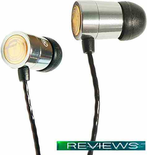 Наушники Fischer Audio Silver Bullet v.2
