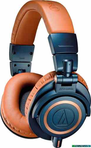 Наушники Audio-Technica ATH-M50xBL