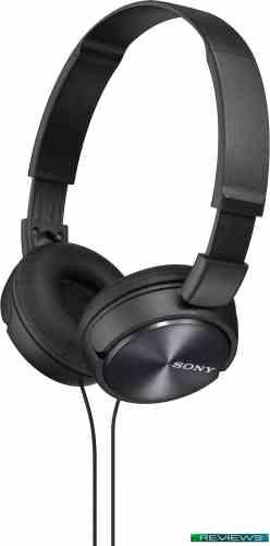 Наушники Sony MDR-ZX310 (черный)