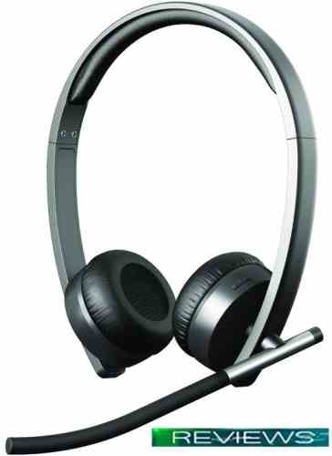 Наушники Logitech Wireless Headset Dual H820e