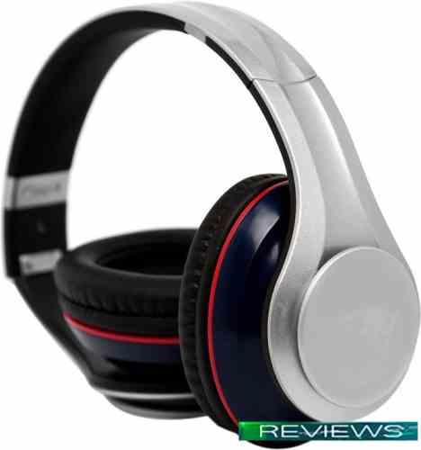 Наушники iHip NFL ELITE Edition Headphone - New England Patriots