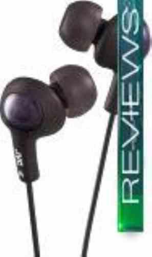 Наушники JVC Gumy Plus HA-FX5 (черный)