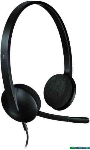 Наушники Logitech USB Headset H340