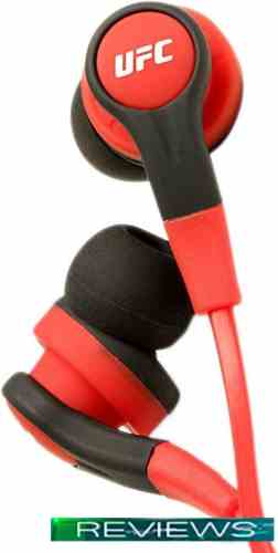 Наушники SteelSeries In-Ear Headset UFC Edition