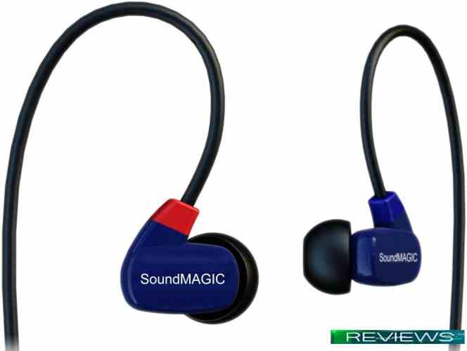 Наушники SoundMagic IN-EAR PL50