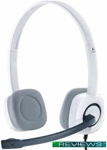Наушники Logitech H150 (белый) 981-000350