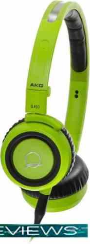 Наушники AKG Q460