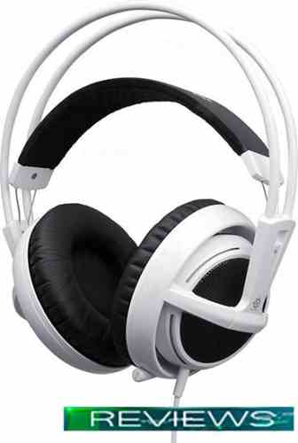 SteelSeries Siberia V2 Full-Size Headset (белый)