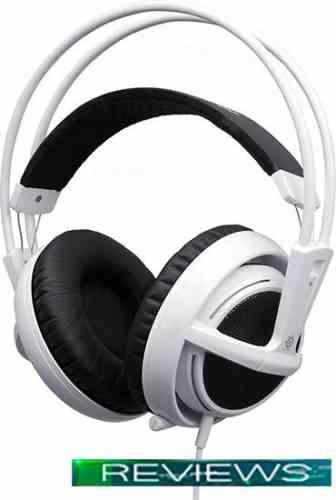 Наушники SteelSeries Siberia V2 Full-Size Headset (белый)