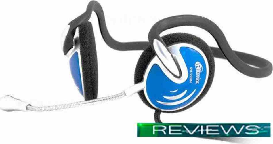 Наушники Ritmix RH-920M