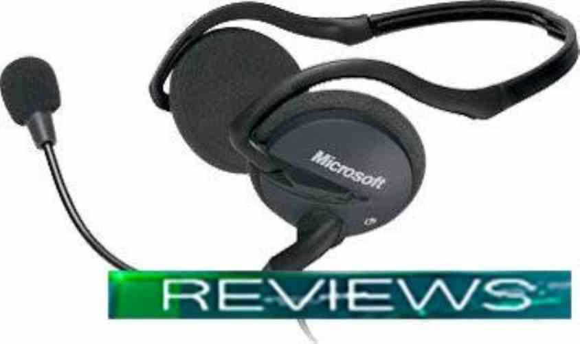Наушники Microsoft LifeChat LX-2000