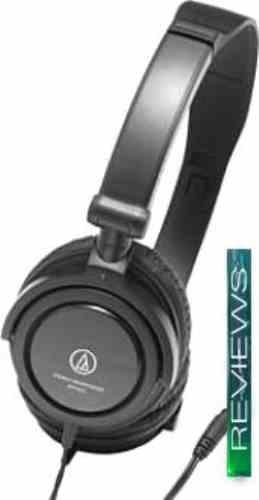 Наушники Audio-Technica ATH-SJ1 (черный)