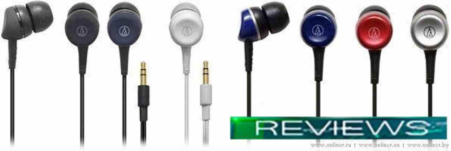 Наушники Audio-Technica ATH-CK32