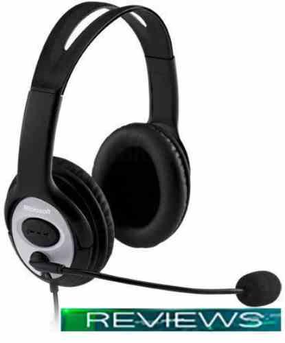 Наушники Microsoft LifeChat LX-3000