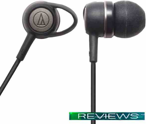 Наушники Audio-Technica ATH-CK53NS (черный)