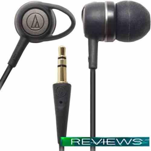 Наушники Audio-Technica ATH-CK51 (черный)